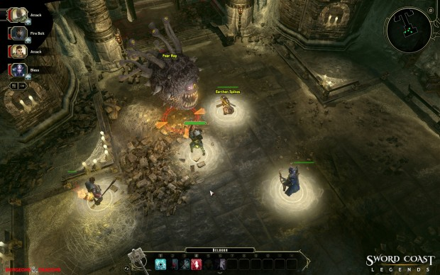 Sword Coast Legends Screen Shot 1