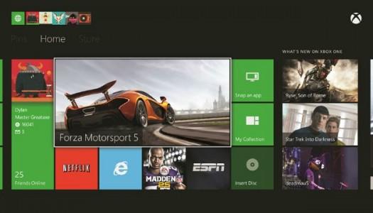 Xbox One August Updates