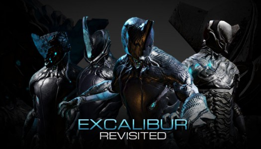 Warframe releases Excalibur Revisited Update