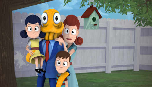 Octodad Dadliest Catch review: Beautiful calamari