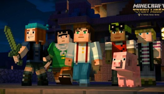 Minecraft: Story Mode Episode 1 available worldwide October 13