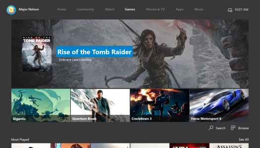 New Xbox One Experience going out to select Preview Program members