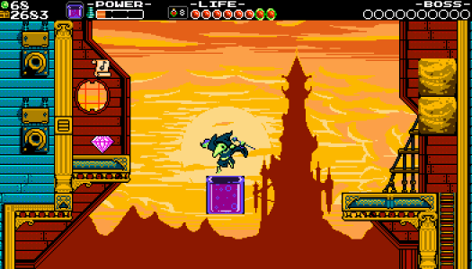 Shovel Knight getting free Plague of Shadows content Thursday