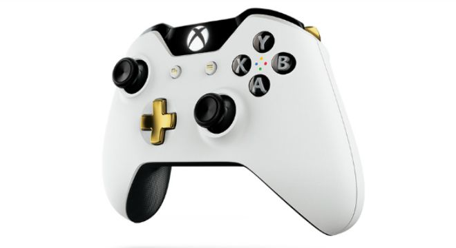 Xbox One Elite Bundle and Lunar White Wireless Controller Coming
