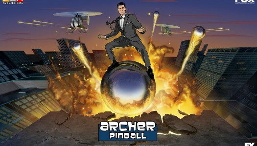 Twitter community helped Archer table come to Pinball FX2