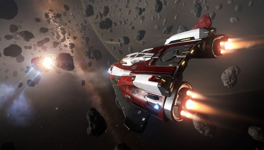Elite Dangerous Xbox One Quick Impressions (Video)