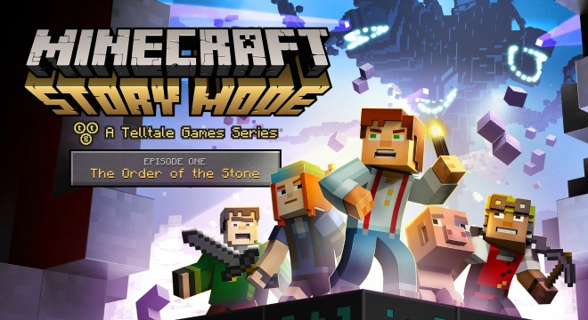 Minecraft Story Mode Ep 1