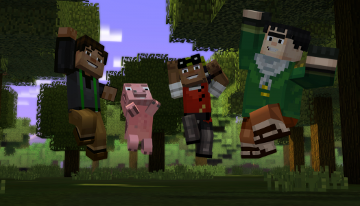 Minecraft: Story Mode Episode 1: Order of the Stone review: Building blocks