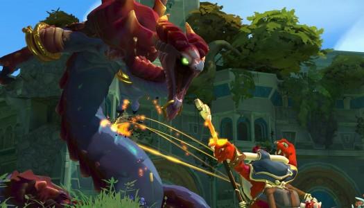 Motiga's Gigantic originally featured just one guardian per match