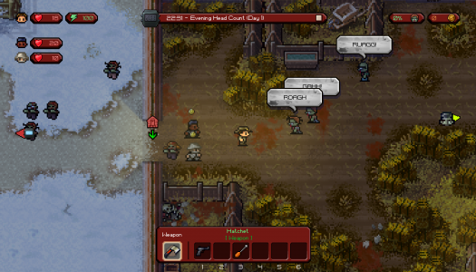 The Escapists: The Walking Dead review: Consciously Coupling