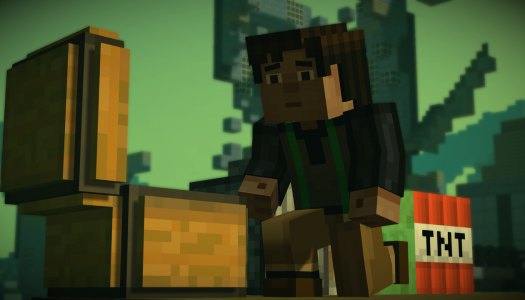 Minecraft Story Mode Episode 2: Assembly Required review: Good griefing