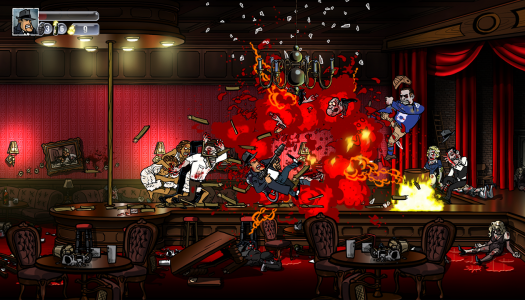 Guns, Gore & Cannoli review: Zombies, zingers & zeppolis