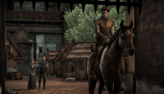 Episode 1 of Game of Thrones: A Telltale Games Series now free; finale dated