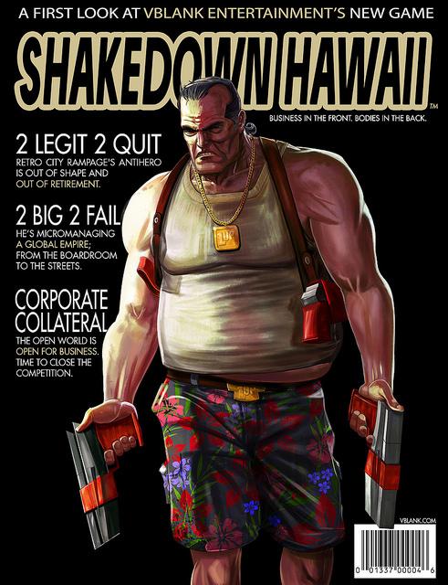 Shakedown Hawaii Mad Max Cover