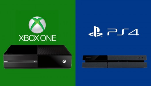 November was the best sales month yet for Xbox One, PS4 and Wii U