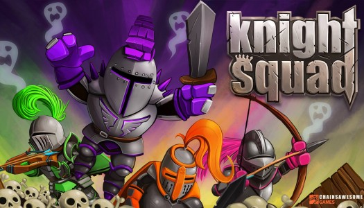 Knight Squad review: Solid gold
