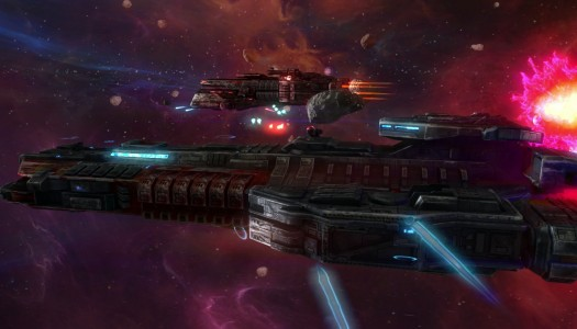 Rebel Galaxy landing on Xbox One January 13