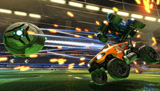 Cross-network play coming to Rocket League for Xbox One players
