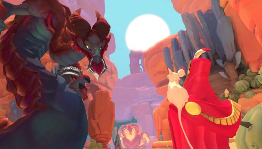 Perfect World Entertainment is now publishing Motiga's Gigantic