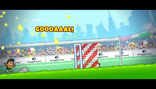 Super Party Sports: Football review: He shoots, he scores?