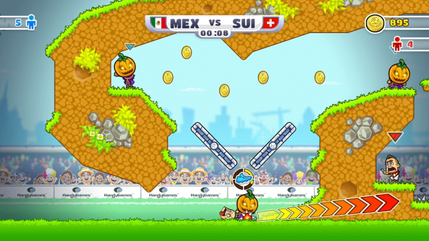 SPS:Football Screenshot 1