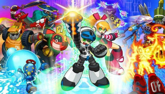 Mighty No. 9 showcases game modes and fun