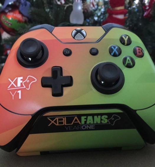 XBLA Fans Controller