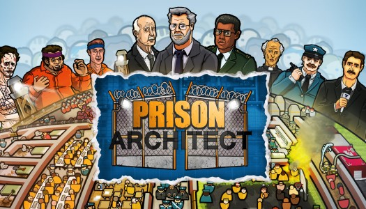 Prison Architect will let Xbox owners build and manage a prison this spring