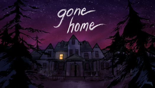 Gone Home review: Alone in the dark