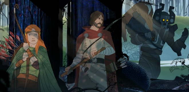 The Banner Saga confused