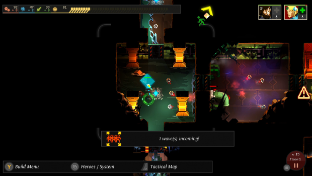 Dungeon of the Endless Screenshot 3