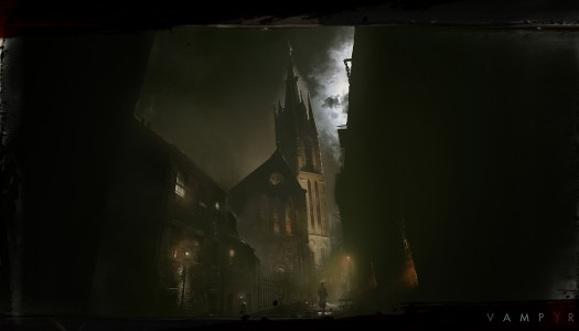 Dontnod reveals first screenshots for Vampyr