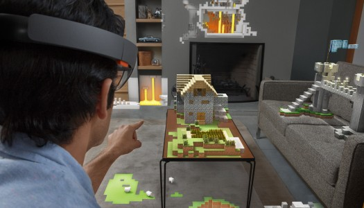 Microsoft HoloLens devkits now available for pre-order
