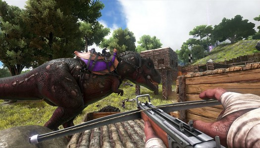 ARK: Survival Evolved dev teases next update's content