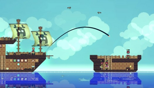 Pixel Piracy is now available for Xbox One
