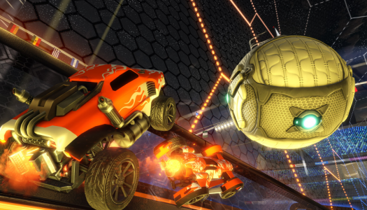 Rocket League could get a higher player count — if it gets bigger stadiums