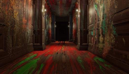 Layers of Fear is out now on Xbox One