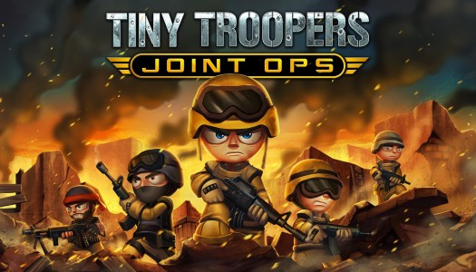Tiny Troopers: Joint Ops review: Kinda cute