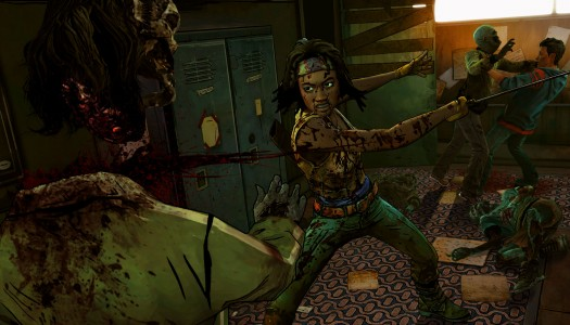 The Walking Dead: Michonne cuts her way onto Xbox One this week