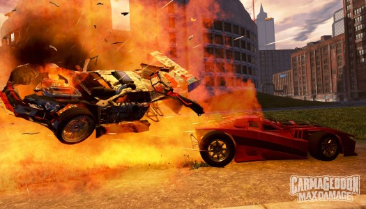 Carmageddon: Max Damage crashes onto Xbox One later this year