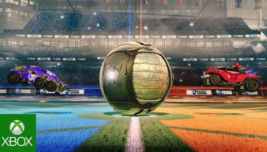 Rocket League estimated for mid-February 2016 on Xbox One