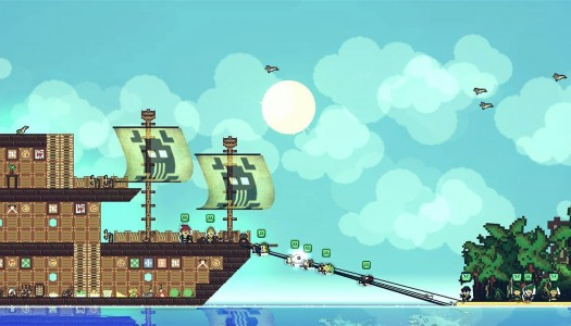 Pixel Piracy review: Thar she blows