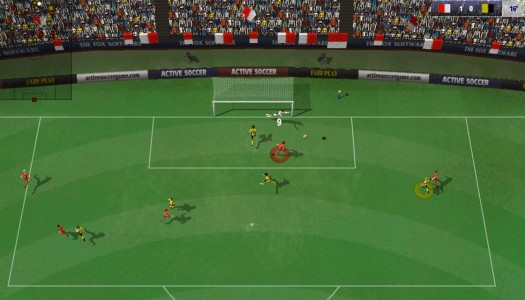 Active Soccer 2 DX review: In off the post