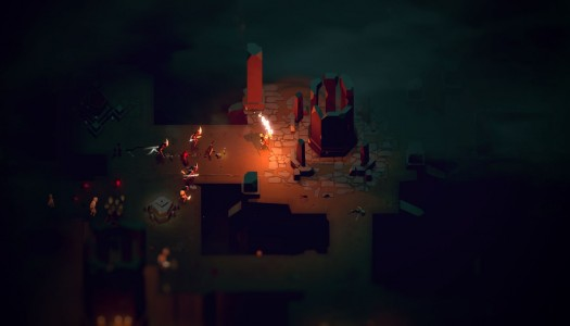 Below's randomized environments are responsible for its delays