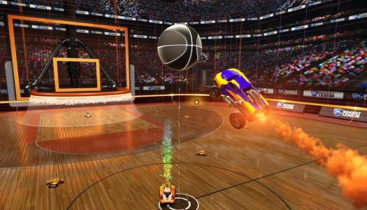 Rocket League getting new basketball mode