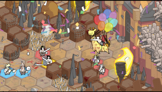 Pit People getting closed beta this summer