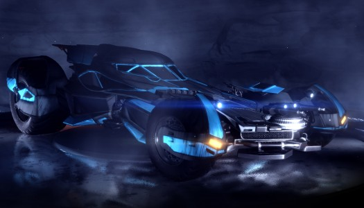 Drive the Batmobile in Rocket League's new add-on