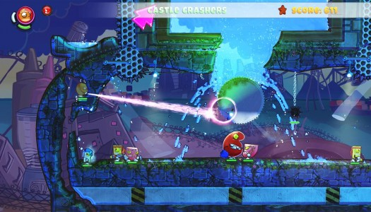 Organic Panic review: Going healthy is rarely fun