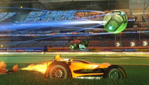 Rocket League rockets to 1 million Xbox One players