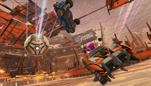 Rocket League to get physical retail release